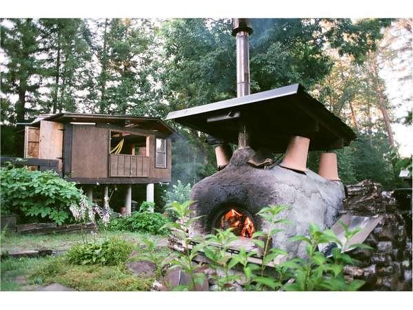 こだわり石窯料理の宿レキオ