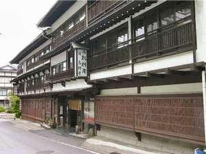 松村屋旅館の外観