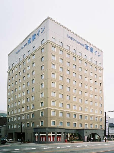東横イン金沢駅東口の外観