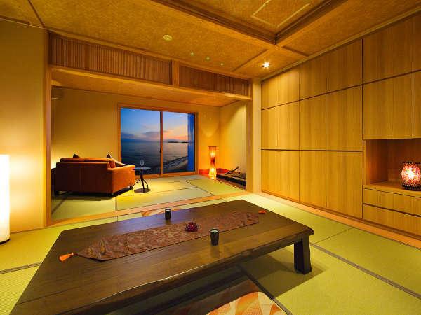 特別な日を彩るデザイナーズ特別室は【最長21時間ステイ】特典つき♪ゆったりとお愉しみいただけます