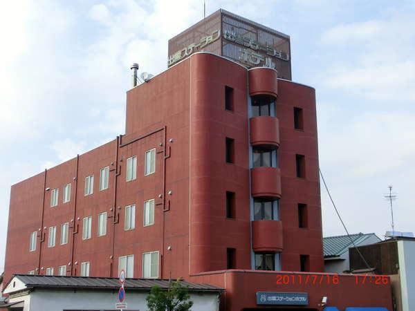出雲ステーションホテルの外観