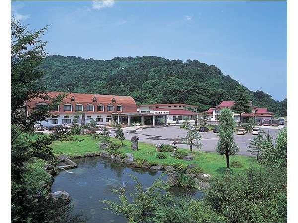 焼山温泉 清風館