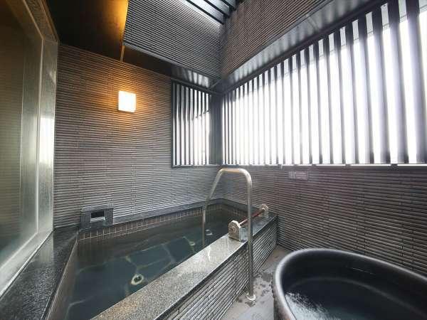 ■大浴場(露天)【隅田川がご覧いただけます】
