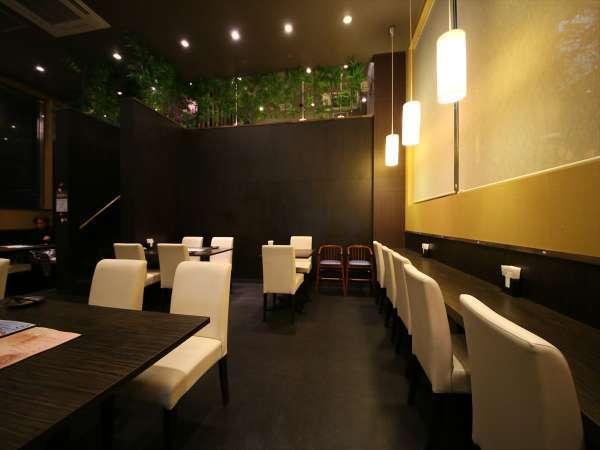 ■1階レストラン「銀ゆば」【朝食7時~10時、昼食11時30分~15時、夕食17時~23時30分】