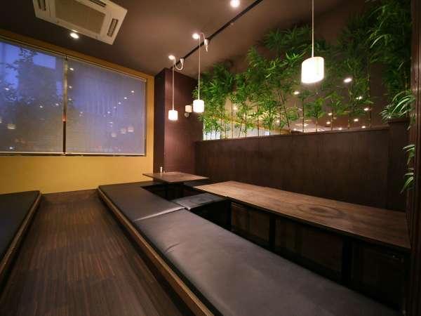 ■1階レストラン「銀ゆば」【お座敷】