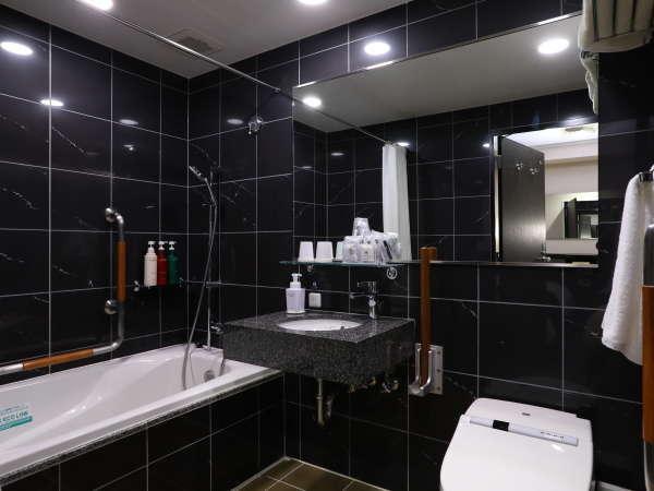 ■デラックスツインルーム バスルーム