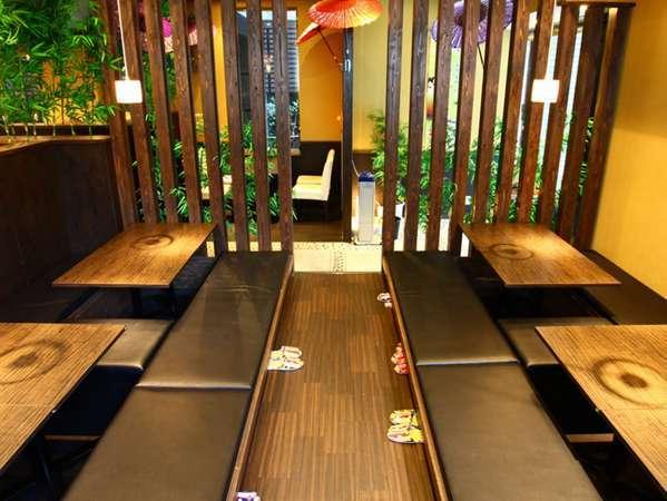 1階レストラン「銀ゆば」【朝食&夕食会場】