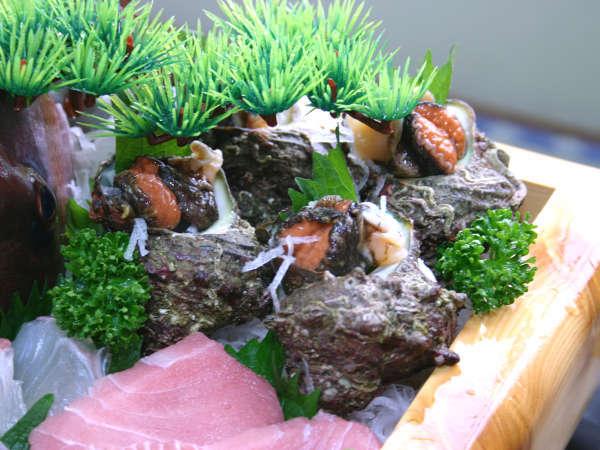 季節により、取れる魚貝は日により変わりますが、新鮮とれたての証です♪