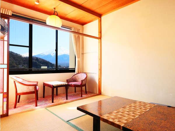8畳和室(B・T付)◆広縁+洗面もついています!
