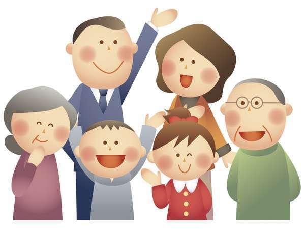 ファミリープラン☆セミダブルのゆったりベットでのんびり【家族・ク゛ルーフ°旅行に最適!!】