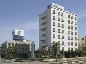 シティホテル青雲荘の外観