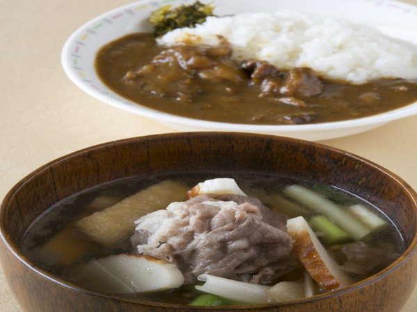 地元名張が誇る名産品伊賀牛を使用した、牛汁と伊賀牛すじ肉入りカレーをぜひご賞味くださいませ。