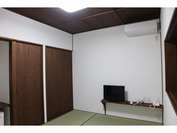 6畳間(新室)