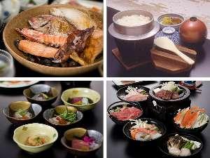 鍋・焼き魚・小鉢チョイス