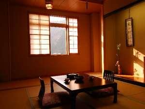 和室客室一例*プランによって部屋タイプが異なります!