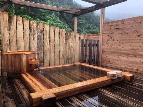 R2年7月20日リニューアルオープン貸切露天風呂!