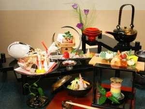 【記念日】~心に残るハレの日を華やかに~「祝い膳」