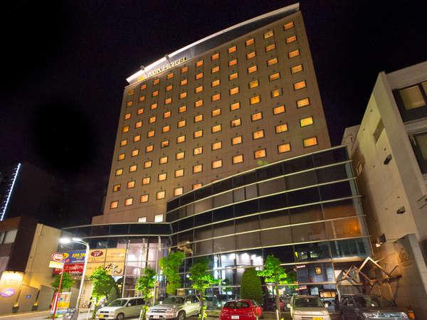 アパホテル<福井片町>の外観