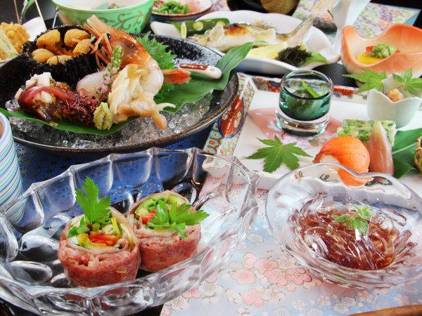 ■夏-笹倉 とろける和牛に新鮮な夏野菜もタジタジ!