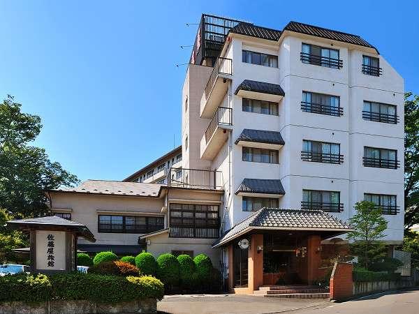 秋保温泉は大型旅館が多いが、佐藤屋旅館は小さいならではの小回りの良さが好評