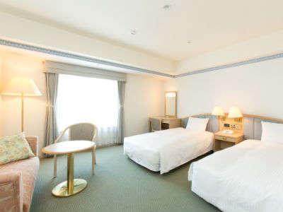 ホテル札幌ガーデンパレスの写真その4
