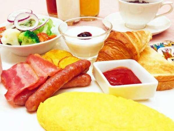 ◆【朝食】和食セットメニュー一例(状況によりご提供スタイルを変更させて頂く場合がございます。)