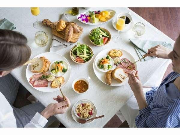 【じゃらん限定】--朝食ブッフェ無料プラン--