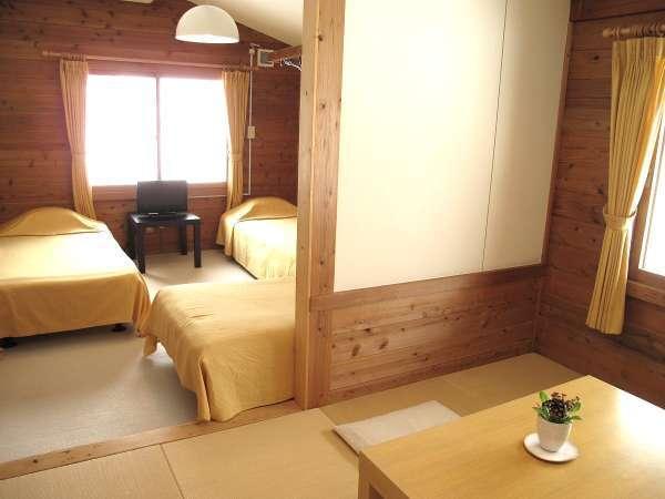 和洋室 3~5名部屋1