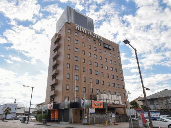 アパホテル<金沢片町>(全室禁煙)2018年12月12日リニューアルオープン