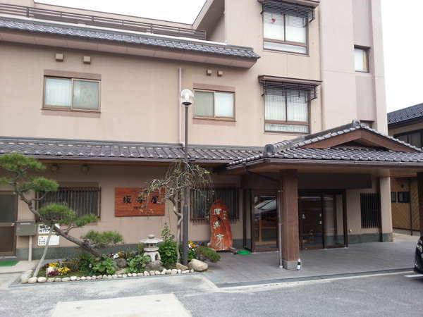 坂本屋 瑠璃亭 Spa Yuuhigaura Sakamotoya Ruriteiの外観
