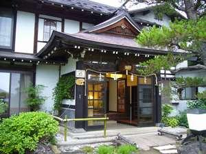 福岡旅館の外観