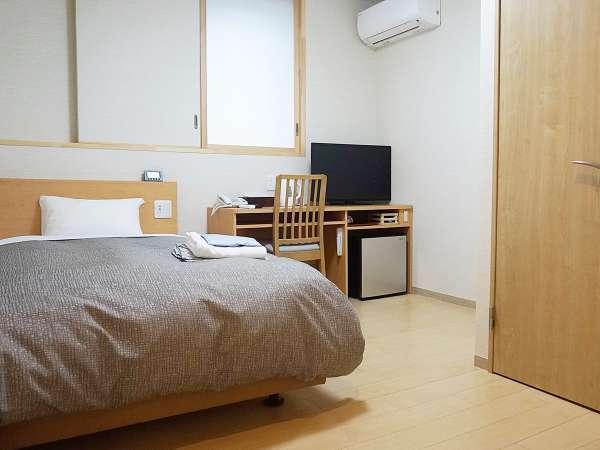 【客室一例】シングルルーム