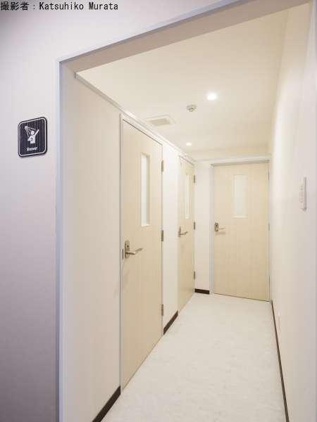 カプセルホテルCUBE広島の写真その5