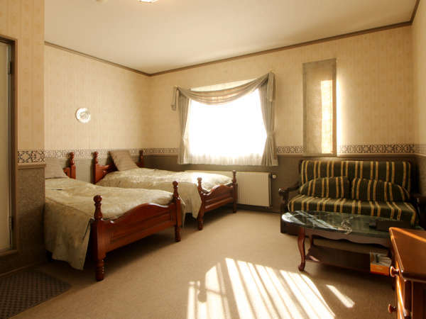 【部屋】ホテル棟ツインルーム