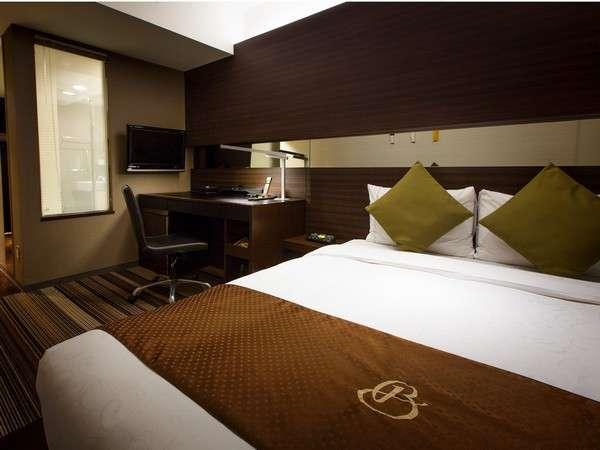 ☆素泊まり・シンプルプラン☆全室20平米以上!広々客室と、洗い場付バスルームで、寛ぎのひとときを♪