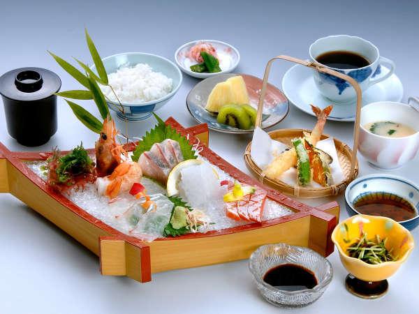 玄海産などの新鮮魚介が中心☆『お刺身御膳』プラン