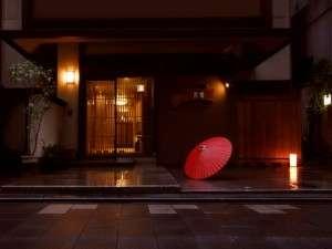 京家の外観