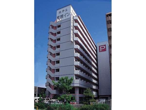 東横イン仙台東口I号館の外観