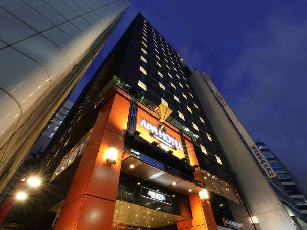 アパホテル<名古屋栄北>