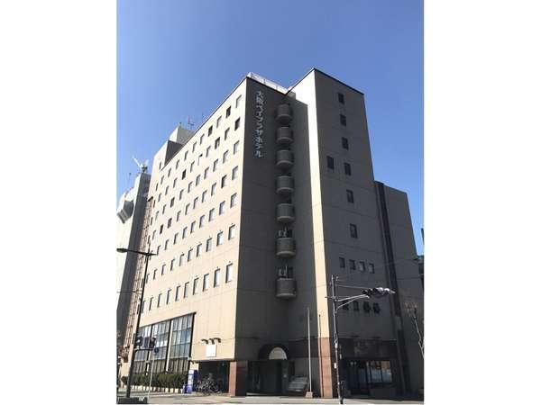 大阪ベイプラザホテル(旧:ホテルサンルート堺)の外観