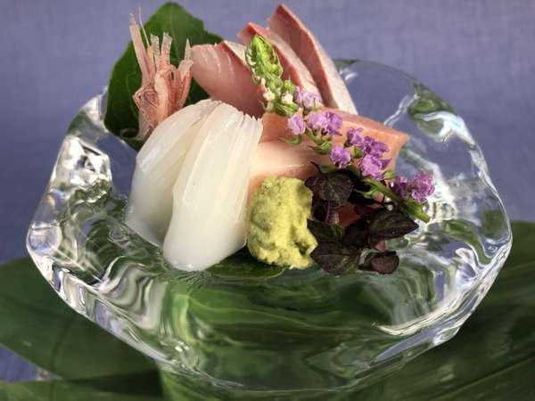 【月替わり 文月「涼」】新・旬の彩りコース お部屋食で美味尽くし・旬の食材満載