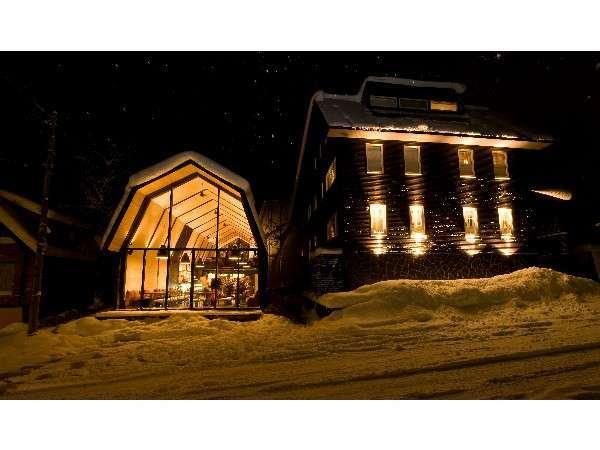 KIMAMAYA HOTEとレストラン、ザ・バーン
