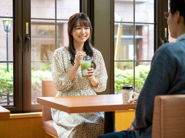 【朝カフェ】お食事イメージ。