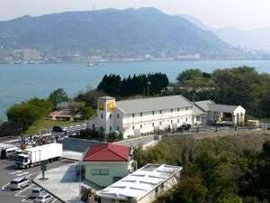 ファミリーロッジ旅籠屋・壇之浦PA店の外観