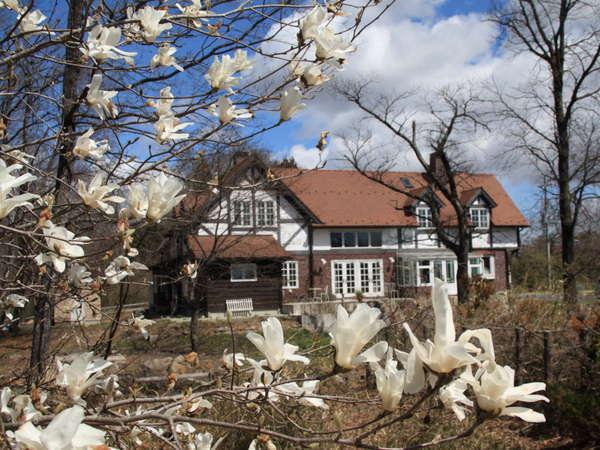 英国カントリーハウス ブルックフィールドファーム