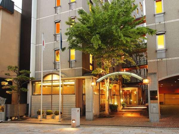 ホテル パティオ・ドウゴの外観