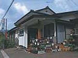 岩井屋旅館の外観