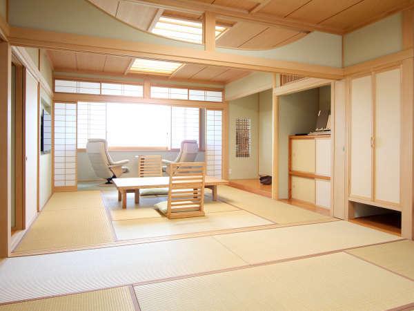 【客室】6室全てがヴィラスタイルのスイートルーム。お客様のプライベートを最優先したルームスタイルです