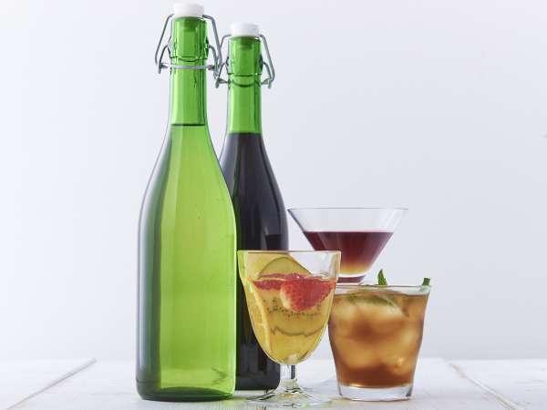 シャトレーゼオリジナル樽出し生ワインは無濾過の生ワインで、フレッシュな香りと口当たり※写真はイメージ