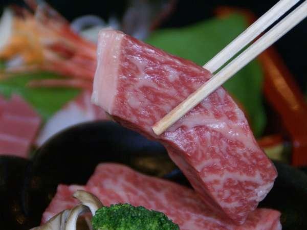 讃岐牛を鉄板焼きで(写真はイメージです)